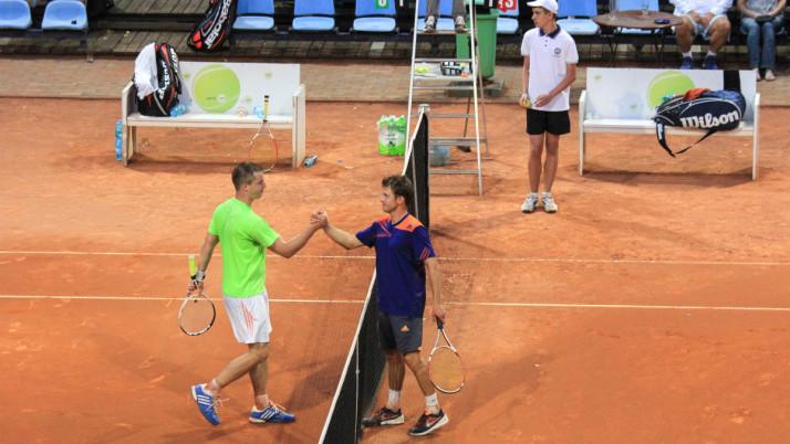 XIV Ogólnopolskie Mistrzostwa Radców Prawnych i Aplikantów w tenisie