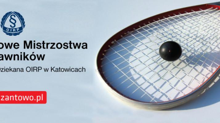 II Squashowe Mistrzostwa Śląska Prawników