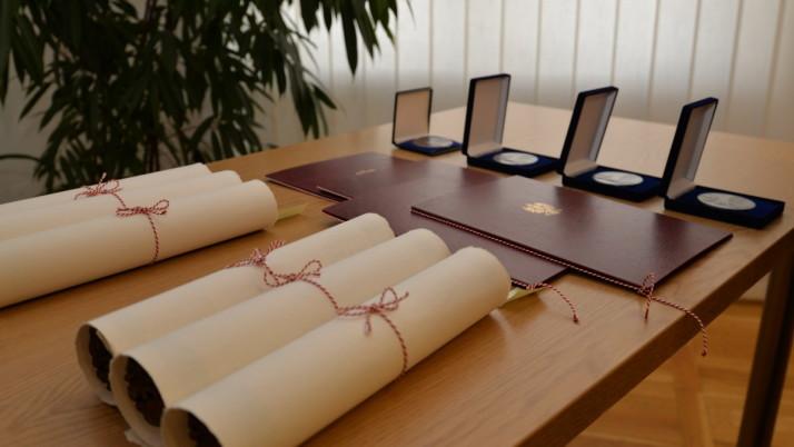 Sądownictwo rodzinne w praktyce orzeczniczej – wręczenie nagród laureatom konkursu
