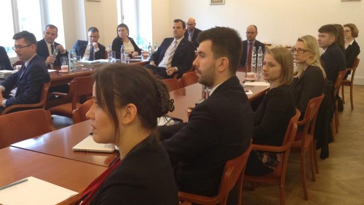 Spotkanie młodych radców prawnych