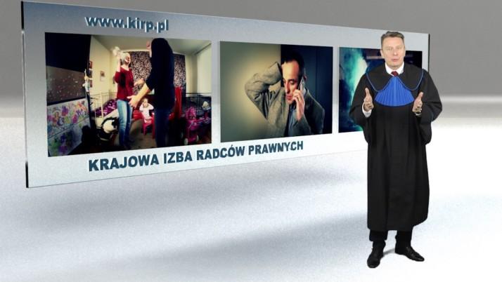 Spot samorządu radcowskiego