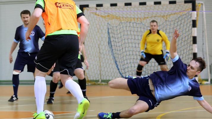 Wszyscy wygrali – VIII edycja Ogólnopolskich Mistrzostw Radców Prawnych w Halowej Piłce Nożnej