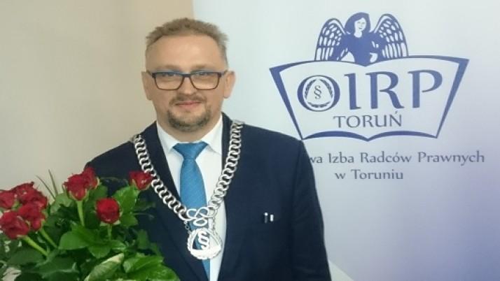 Ryszard Wilmanowicz dziekanem w Toruniu