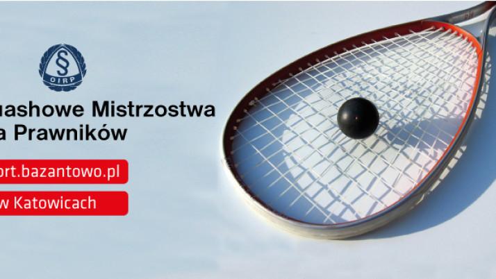 III Squashowe Mistrzostwa Śląska Prawników – 22 października 2016 r.