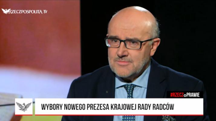 Wywiad Prezesa KRRP dla Rzeczpospolita TV