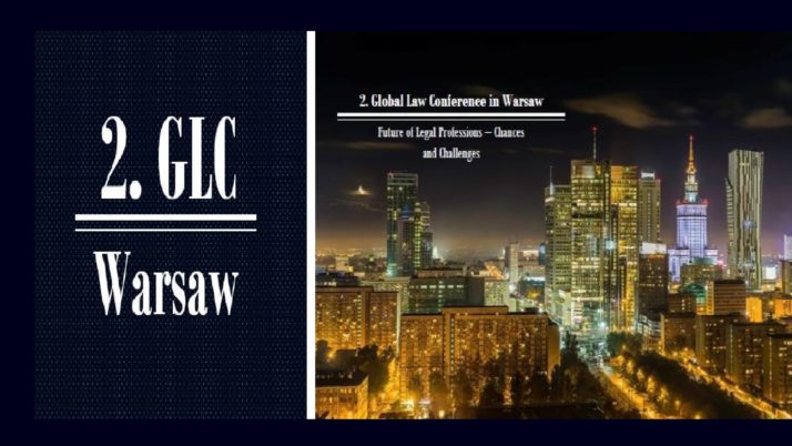 2. Global Law Conference in Warsaw: Future of Legal Professions – Chances and Challenges