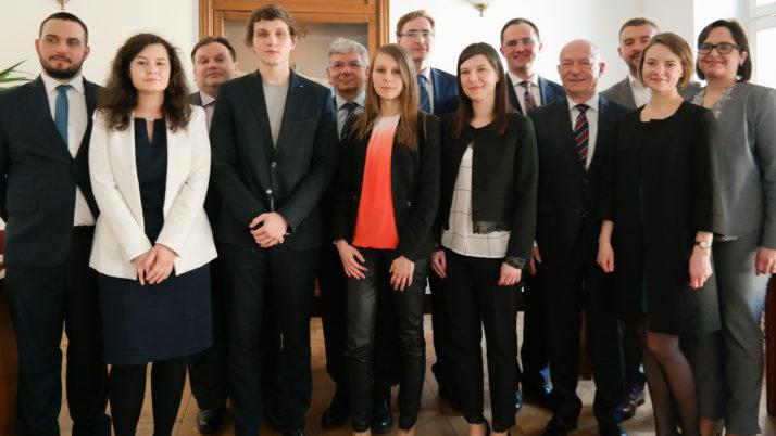 Finał Turnieju Negocjacyjnego dla Aplikantów Radcowskich