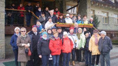 Seniorzy w Zakopanem