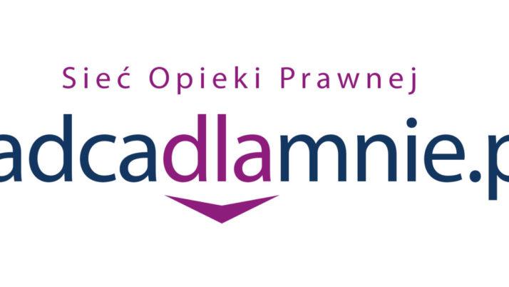 Sieć opieki prawnej radcadlamnie.pl