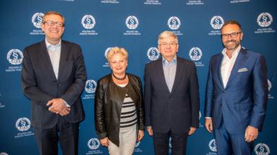 Spotkanie z General Managerem Europejskiego Stowarzyszenia Prawników Przedsiębiorstw ECLA