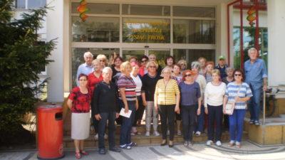 Seniorzy w Inowrocławiu