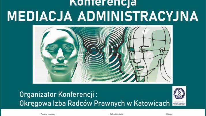 """Konferencja """"Mediacja administracyjna"""""""
