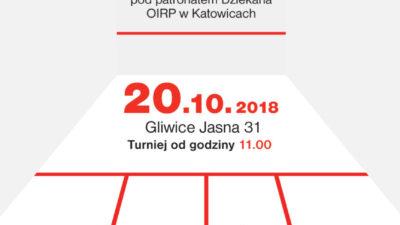 IV Ogólnopolski Turniej Koszykówki o Puchar Dziekana Okręgowej Izby Radców Prawnych w Katowicach i Squashowe Mistrzostwa Śląska Prawników