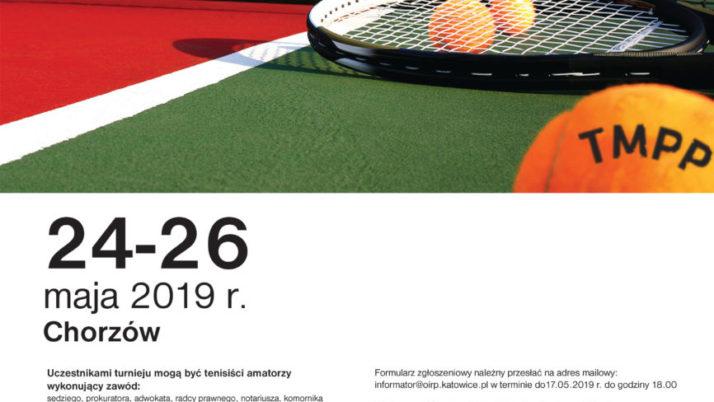 XXIII Tenisowe Mistrzostwa Polski Prawników w Chorzowie