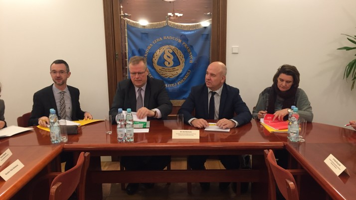 Spotkanie z Komisarzem Rady Europy ds. Praw Człowieka