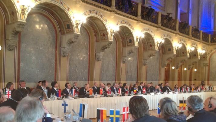 Konferencja Prezesów Europejskich Samorządów Prawniczych w Wiedniu