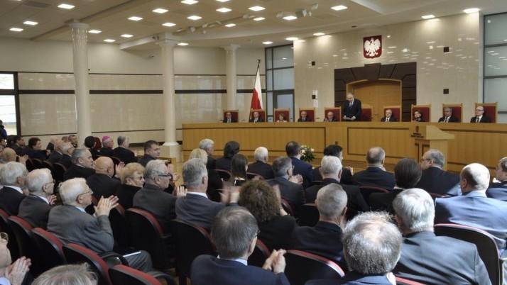 Doroczne Zgromadzenie Ogólne Sędziów Trybunału Konstytucyjnego