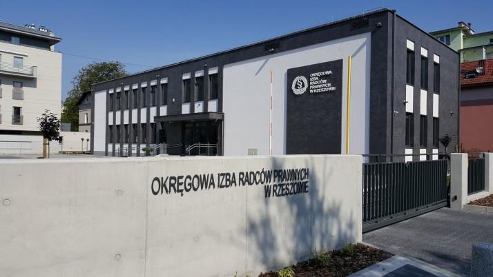 Wizyta Prezesa KRRP w nowej siedzibie Izby rzeszowskiej