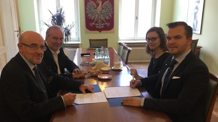 Porozumienie z ELSA Poland