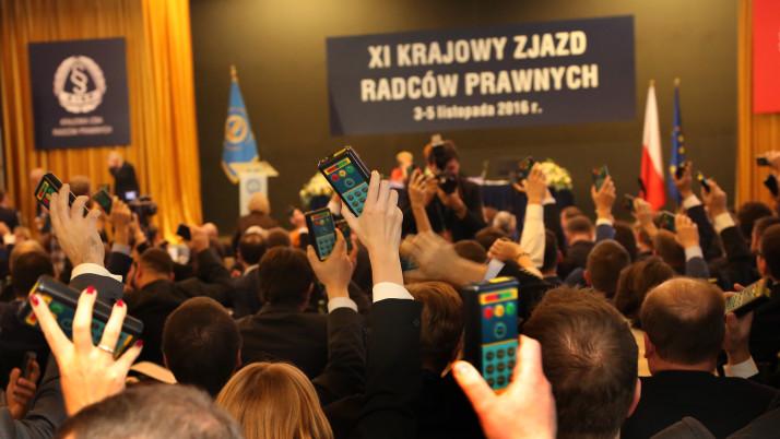 Organy samorządu radcowskiego X kadencji