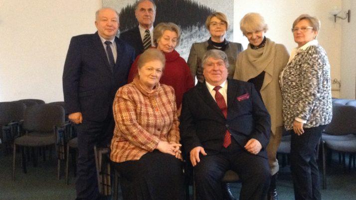 I posiedzenie Kapituły Funduszu Seniora X kadencji