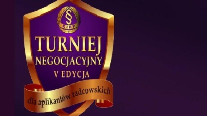 Turniej Negocjacyjny dla Aplikantów Radcowskich