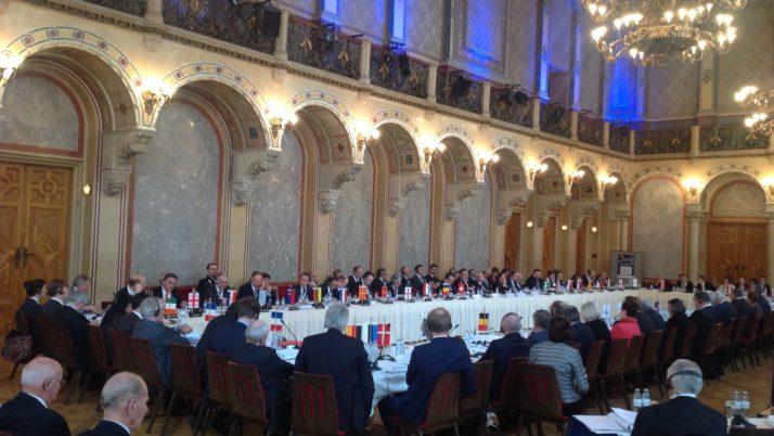 Konferencja Prezydentów Europejskich Adwokatur i Stowarzyszeń Prawniczych w Wiedniu