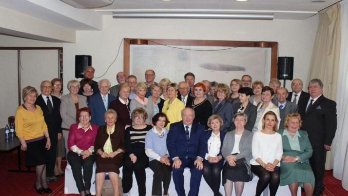Doroczna narada Kapituły Funduszu Seniora w dniach 20-22.04.2017 r. w Gdańsku