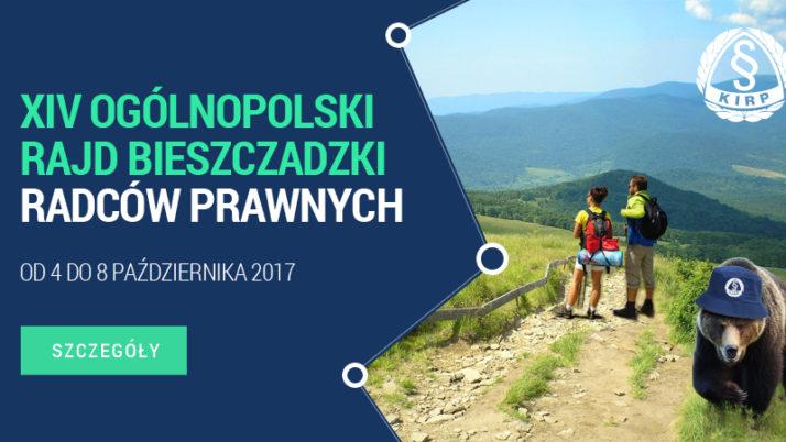 XIV Ogólnopolski Rajd Bieszczadzki Radców Prawnych