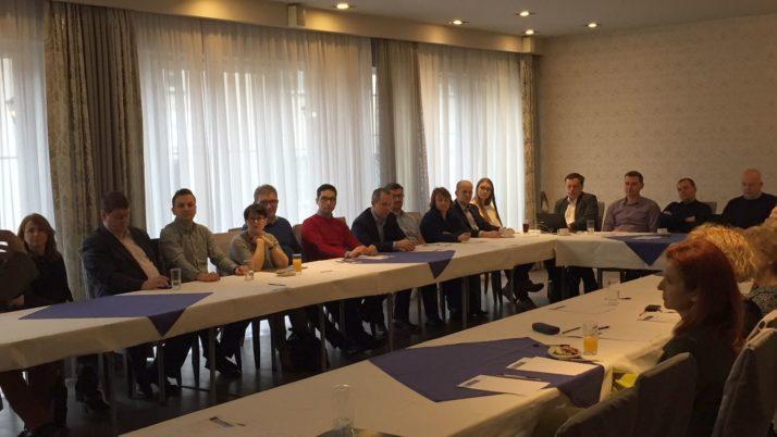 Spotkanie Ogólnopolskiej Sieci Ośrodków Mediacji Radców Prawnych