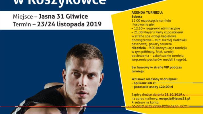 I Otwarte Mistrzostwa Polski Radców Prawnych w Koszykówce o Puchar Mistrza Polski
