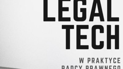 """Konferencja """"LegalTech w praktyce radcy prawnego"""""""