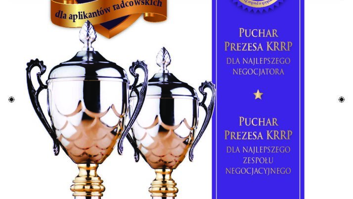Rusza VIII edycja Turnieju Negocjacyjnego dla Aplikantów Radcowskich