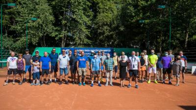 Panta rhei, czyli… XIX Ogólnopolskie Mistrzostwa Radców Prawnych i Aplikantów w Tenisie zakończone