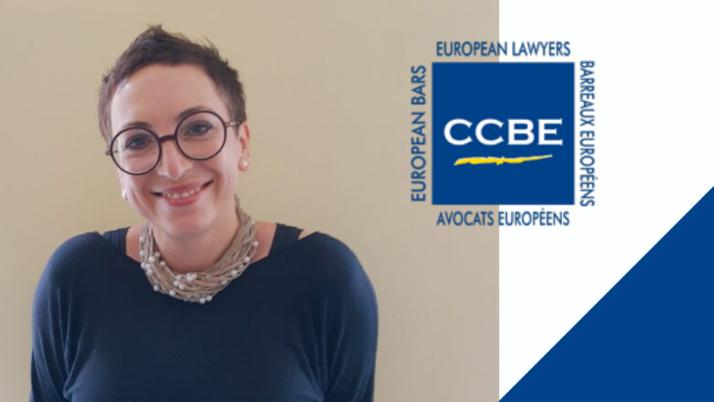 Joanna Wisła-Płonka Przewodniczącą Komitetu CCBE ds.prawników europejskich