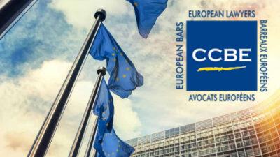 Aktualności zKomitetu CCBE ds.Inwigilacji (Surveillance) związane zobszarem praw człowieka
