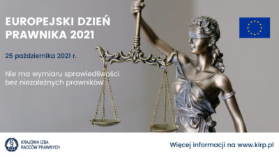 Europejski Dzień Prawnika